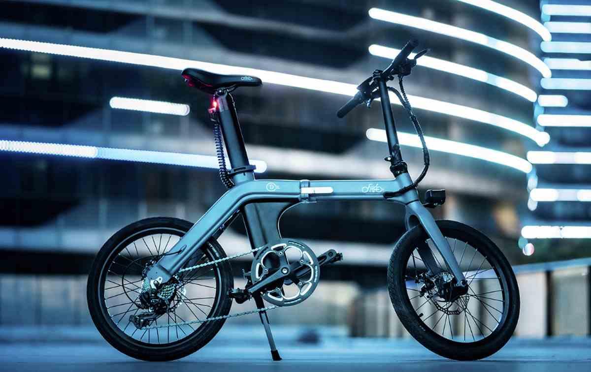 Una ebike ultra ligera y con una autonomía de hasta 100 km
