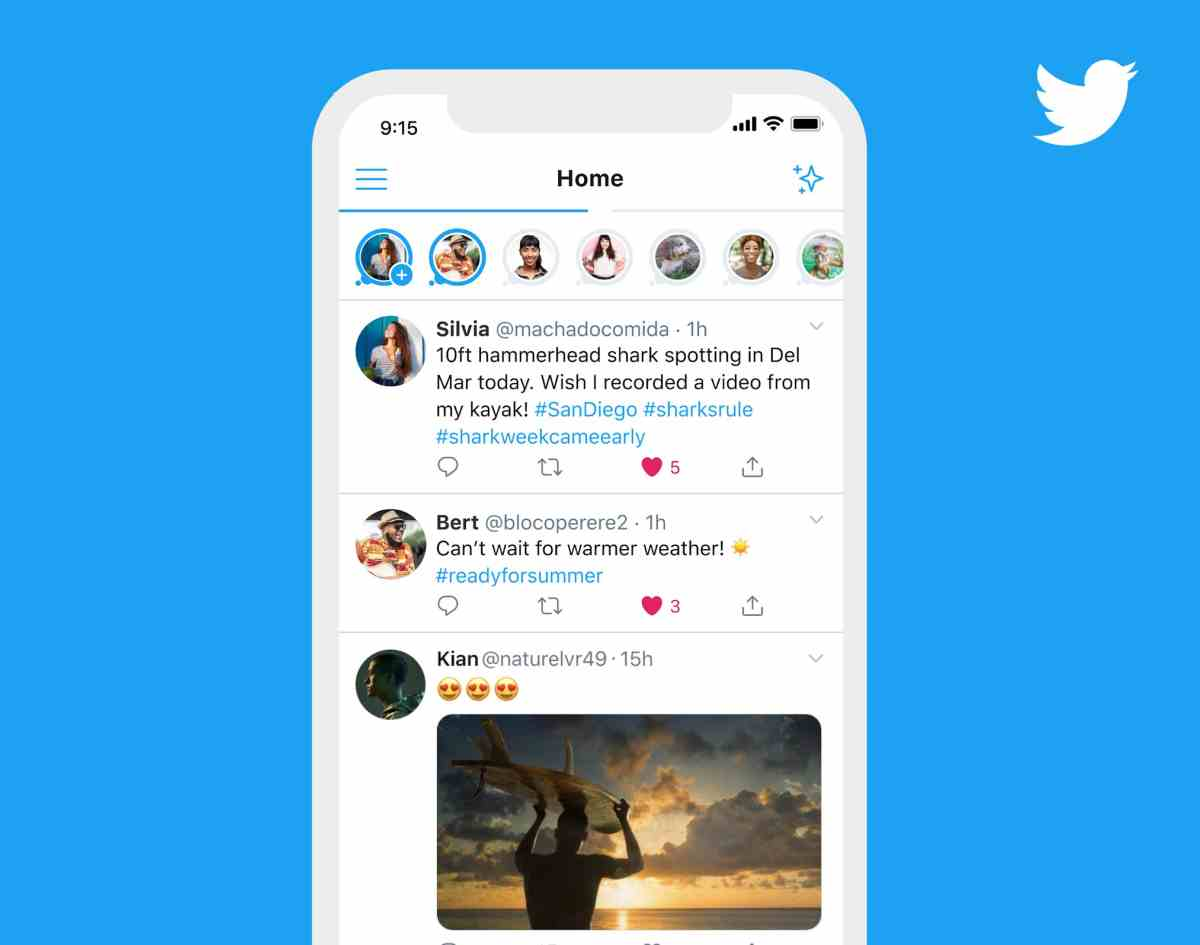 Twitter expande sus «Stories» experimentales a la India