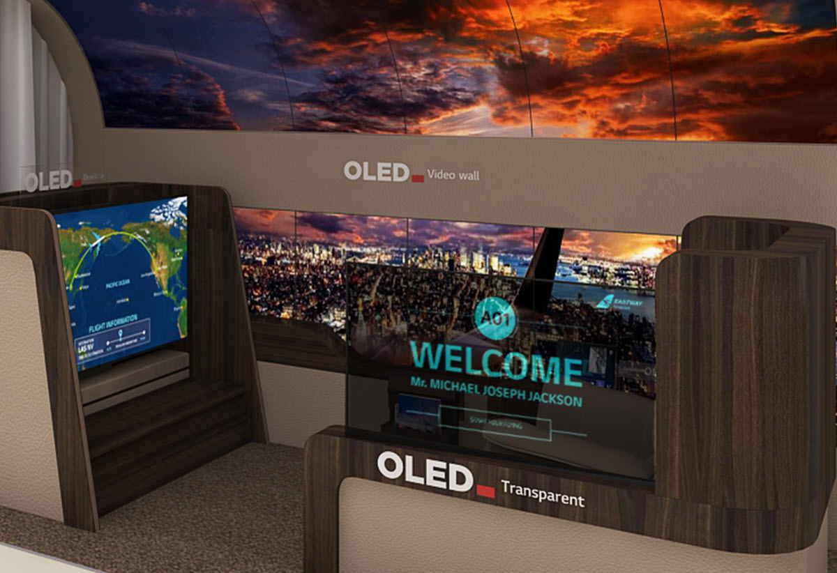 LG desarrollará un nuevo tipo de pantalla que permitirá ser extensible