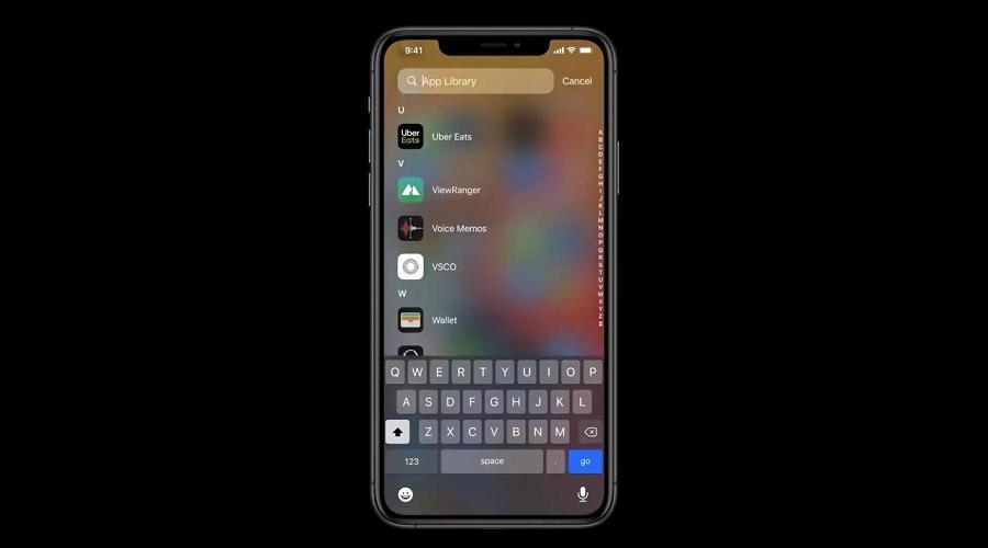 Launcher en iOS 14