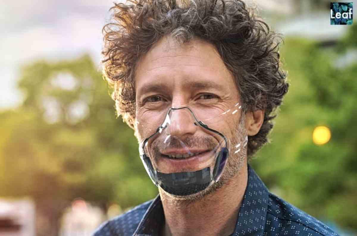 Unas mascarillas transparentes, flexibles, y de alta eficiencia, que triunfan en Indiegogo