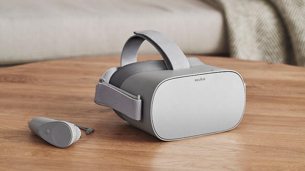 Facebook dejará de vender las Oculus Go, sus gafas de realidad virtual más económicas