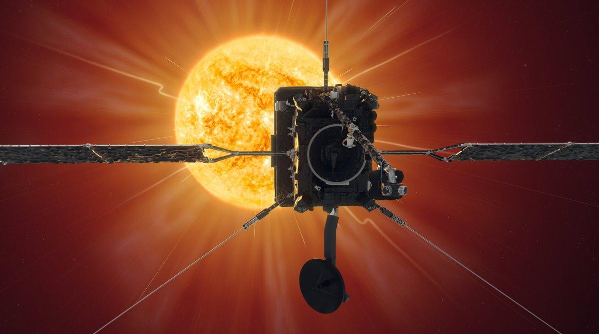 Primer acercamiento al Sol realizado por el Orbitador Solar