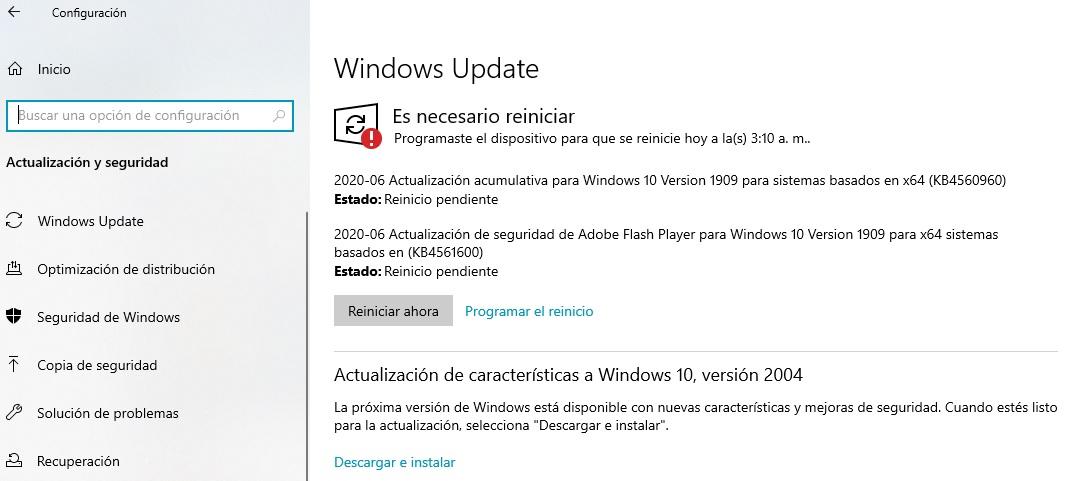 SMBGhost, el problema de seguridad por el que debes actualizar tu Windows 10