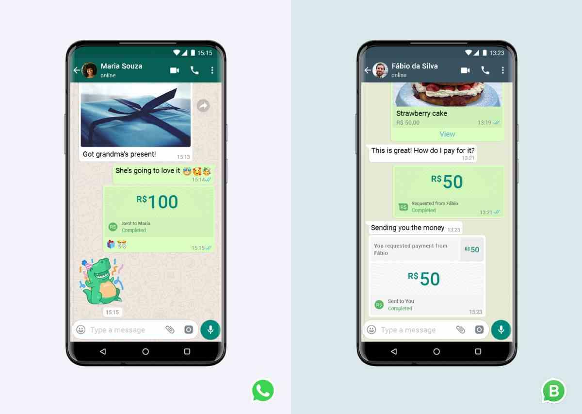 WhatsApp comienza su nuevo servicio de pagos digitales en Brasil