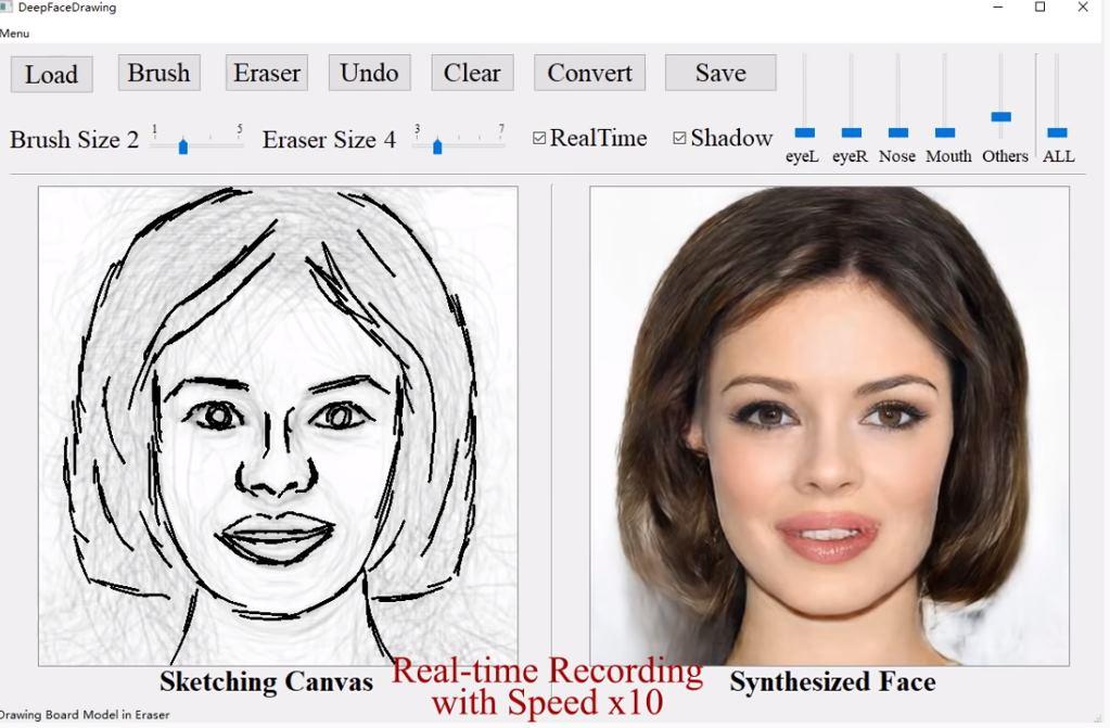 Una IA transforma dibujos en fotos realistas