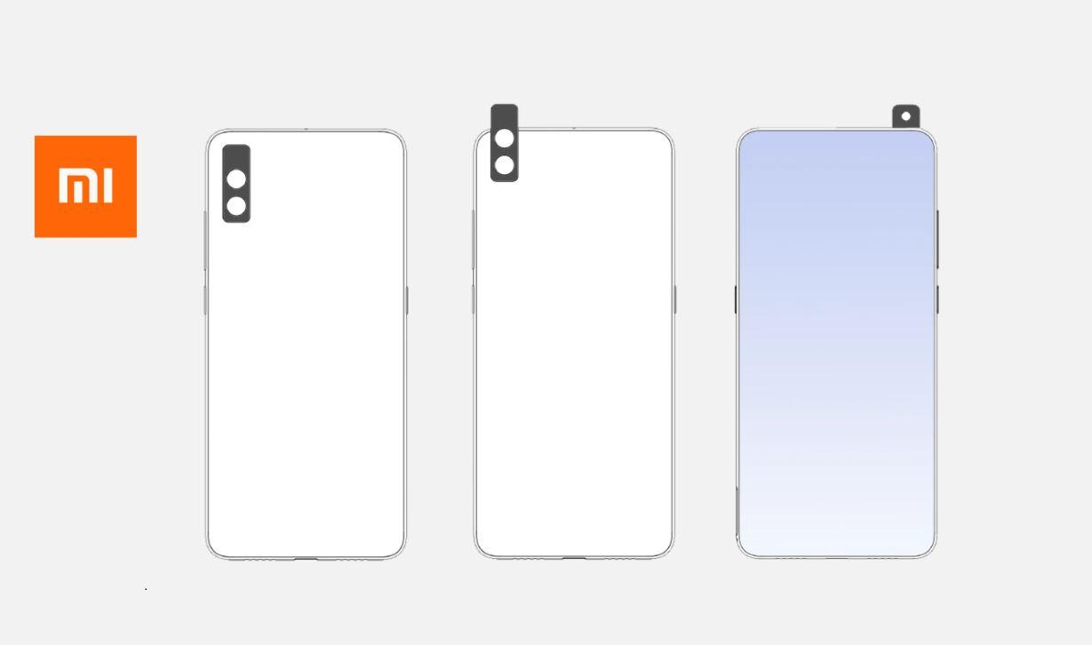Xiaomi patenta nuevo sistema de cámaras para móviles