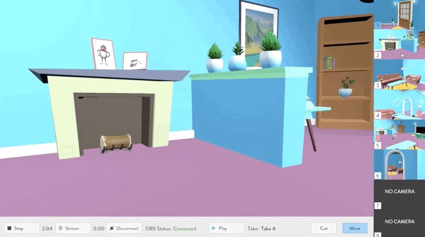Una herramienta para crear proyectos de Realidad Virtual