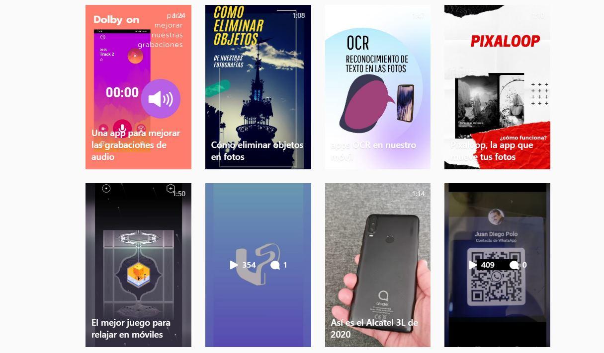 Un IGTV para conocer apps y trucos de tecnología