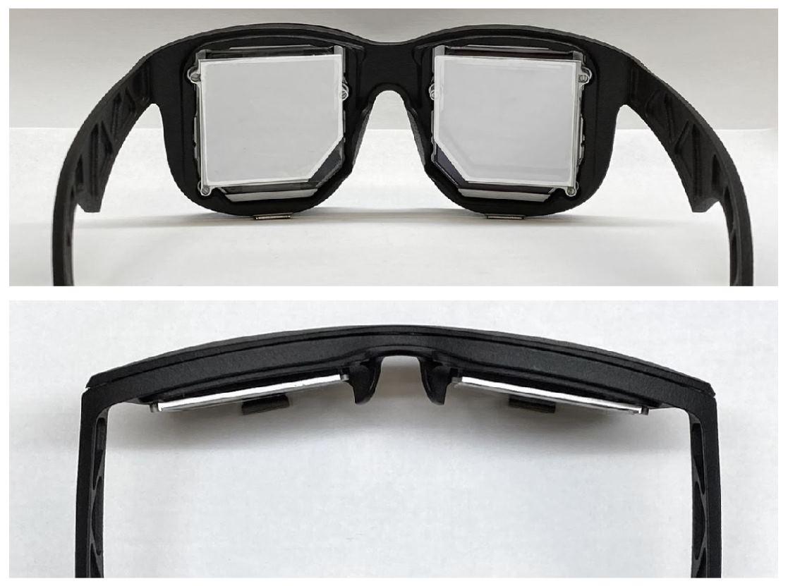 Las nuevas gafas de Realidad Virtual de Facebook usan hologramas
