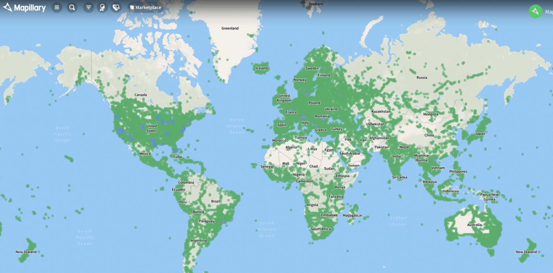 Facebook compra a la competencia de Google Street View