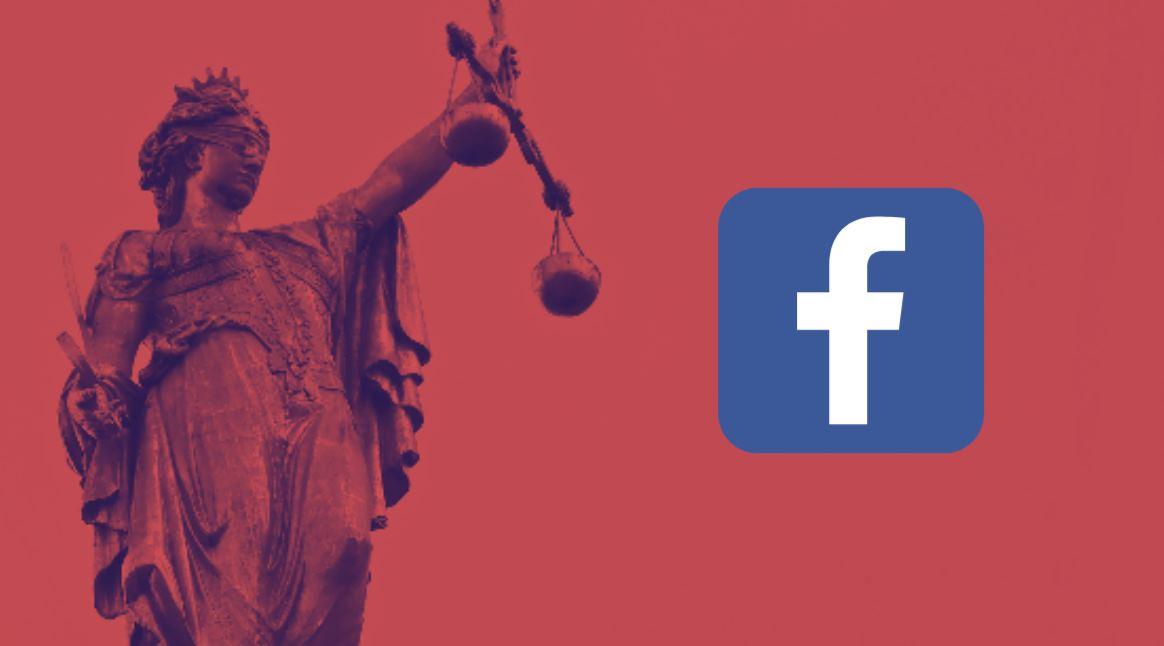 Facebook demanda a empresa por registrar dominios parecidos a su marca