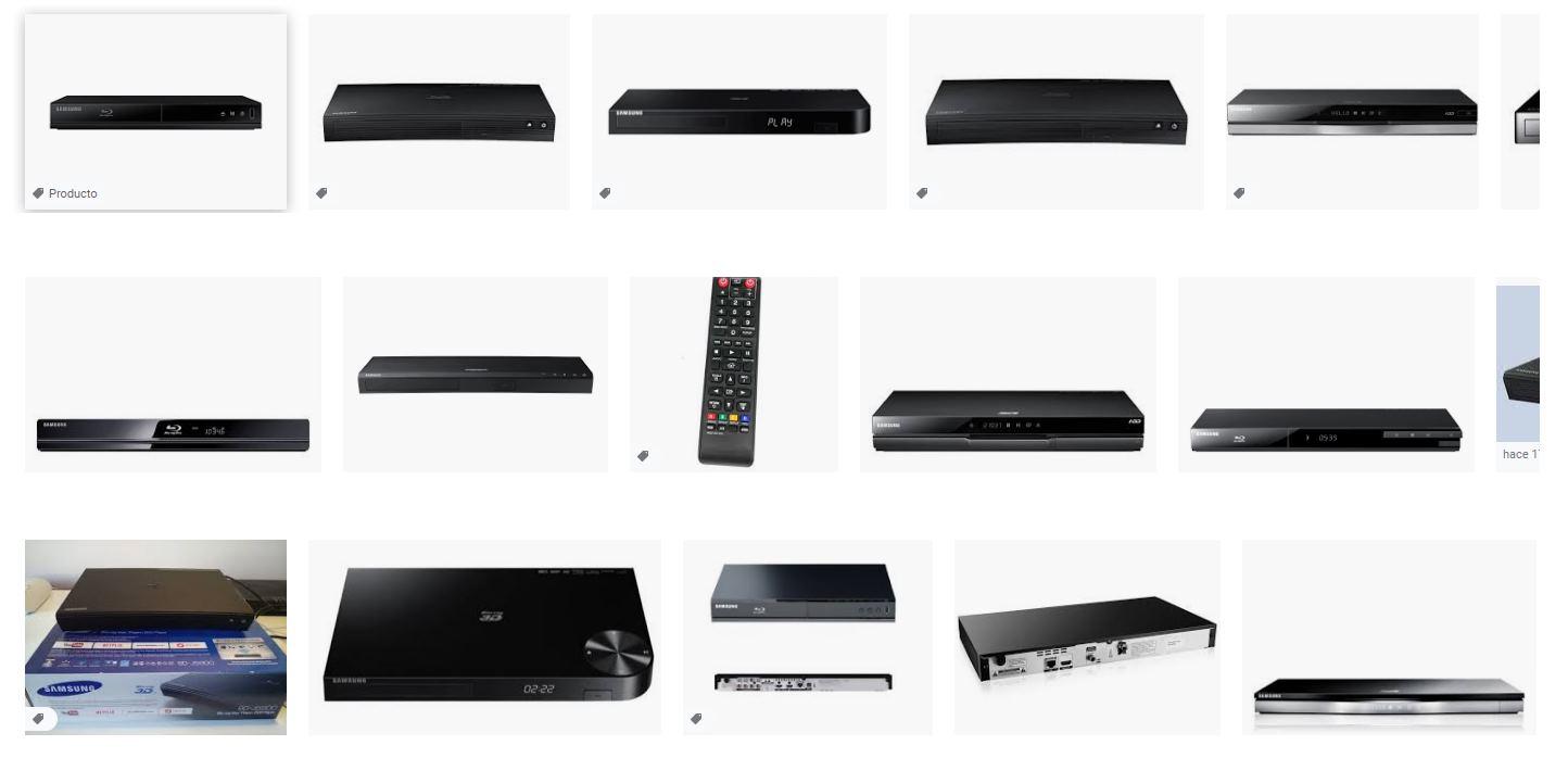 Fallo general en reproductores Blu-ray de Samsung