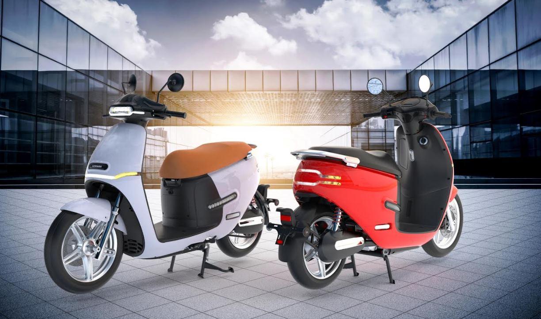 Horwin presenta moto eléctrica con hasta 200 km de autonomía