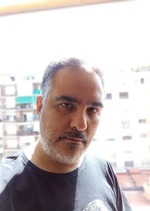 Modo selfie con cámara frontal Alcatel 3L