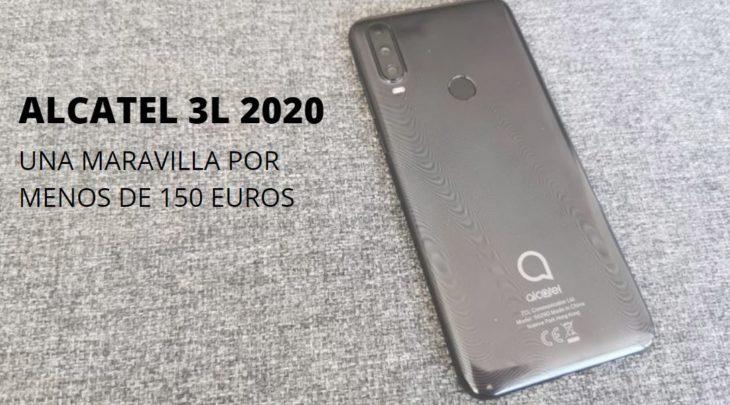 ALCATEL 3L 2020