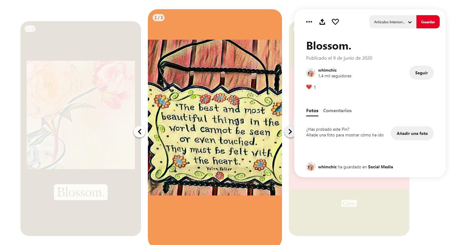 Pinterest presenta su versión de las historias: el nuevo Story Pins