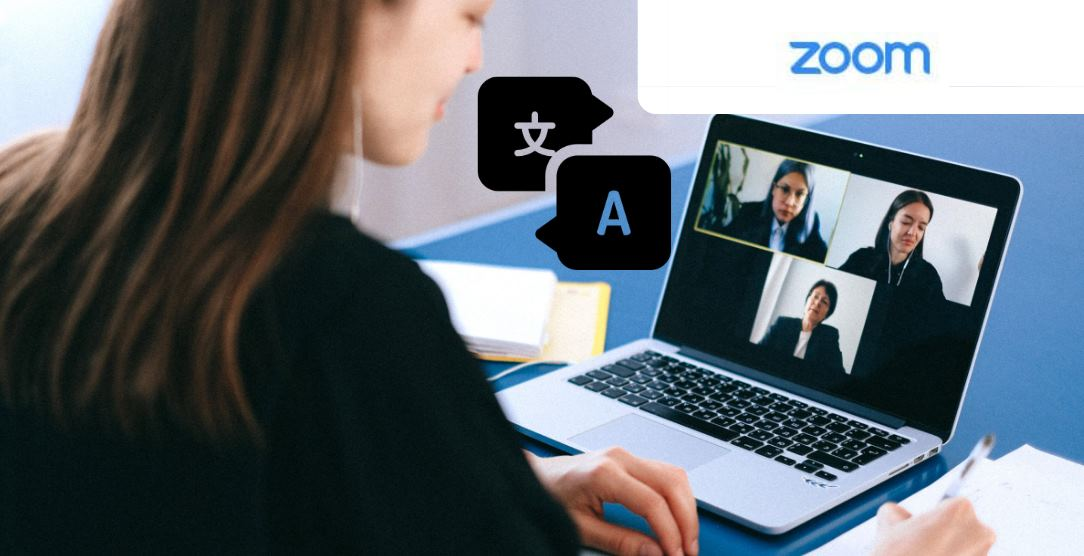 Zoom prepara las traducciones simultáneas en las videoconferencias
