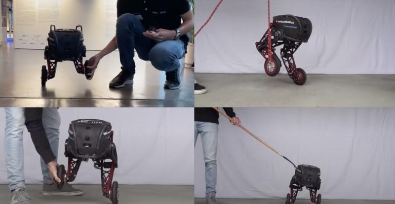 robot ascento