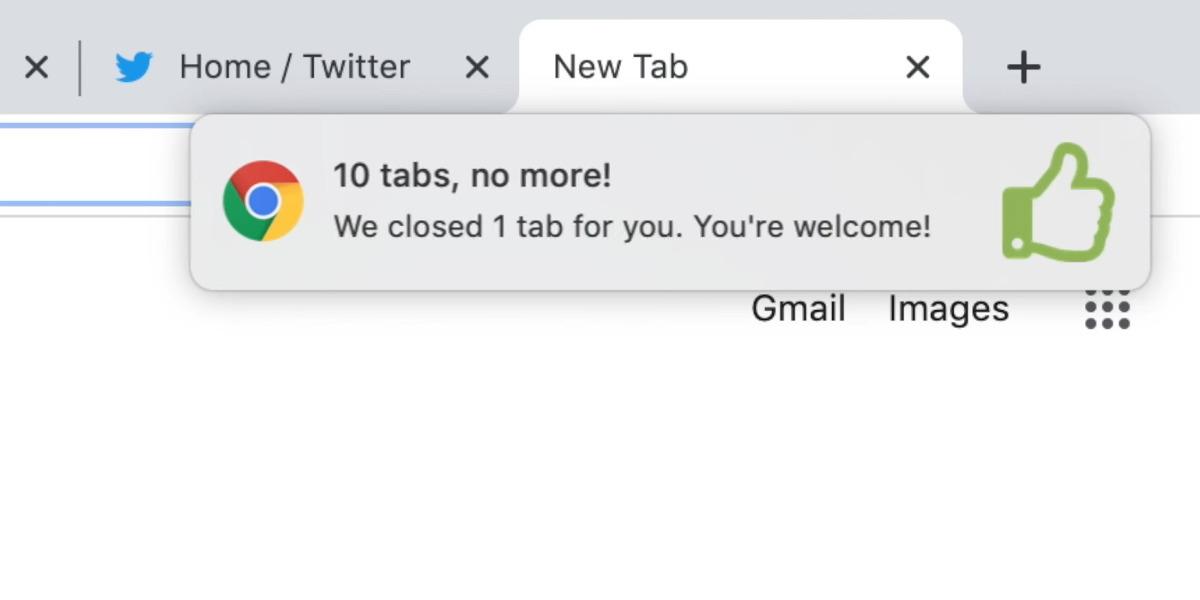 ¿Cómo limitar la cantidad de pestañas de tu navegador web?
