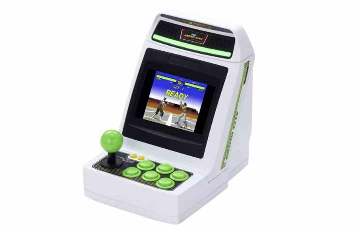 Sega lanzará una versión mini de su máquina recreativa más icónica de los 90