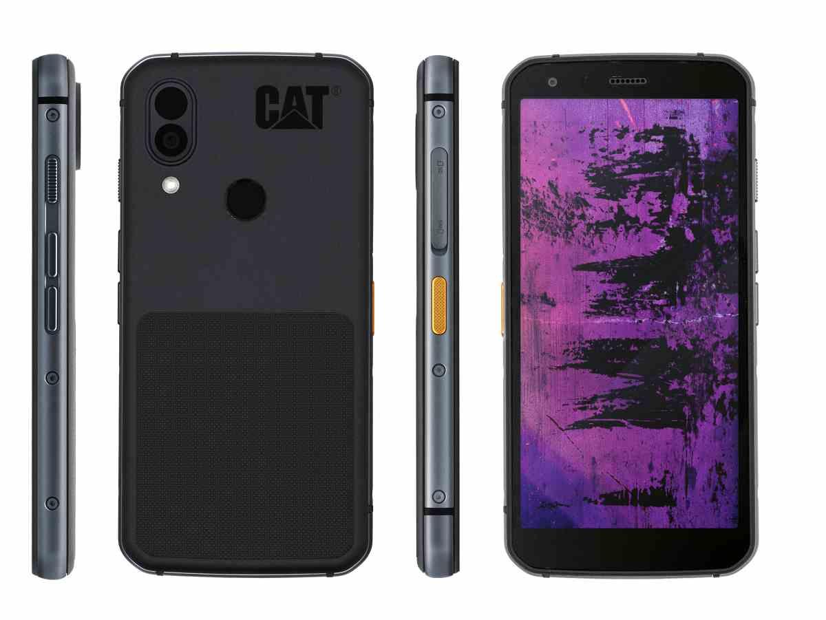 Así es Cat S62 Pro, el nuevo teléfono de Cat con sistema de visión térmica integrada