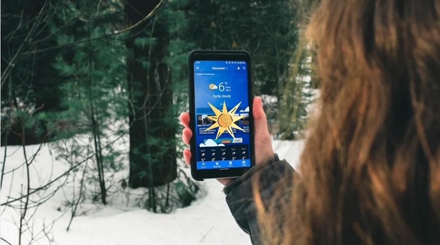 ClimaCell para ver datos del clima