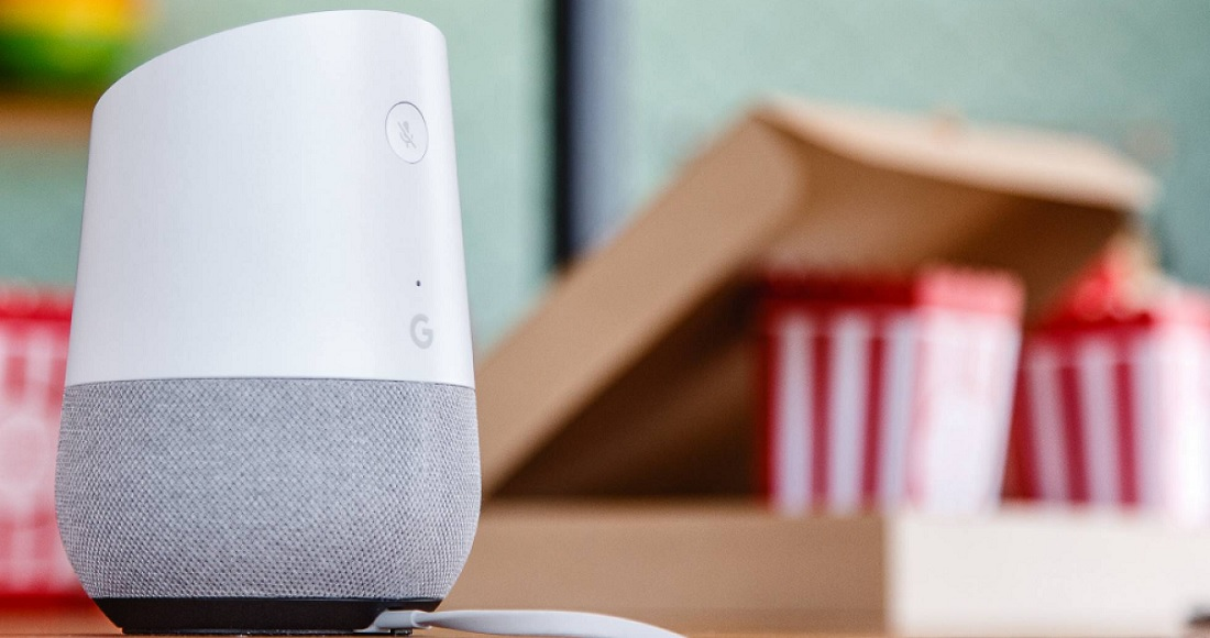 Configurar para comprar a través de Google Home