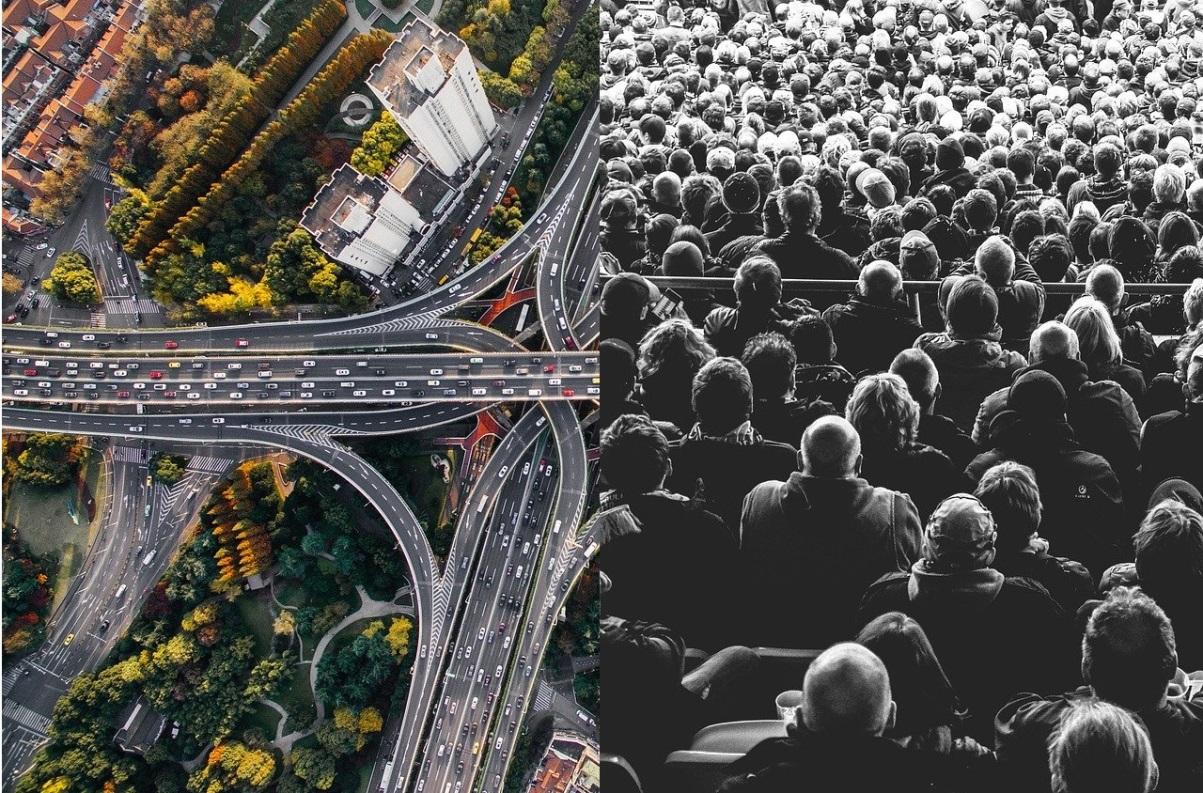 Desarrollan tecnología de vídeo para medir la densidad de personas o vehículos en lugares públicos
