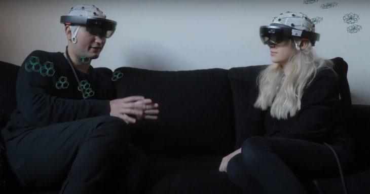 Gafas de RA para comprender las emociones humanas
