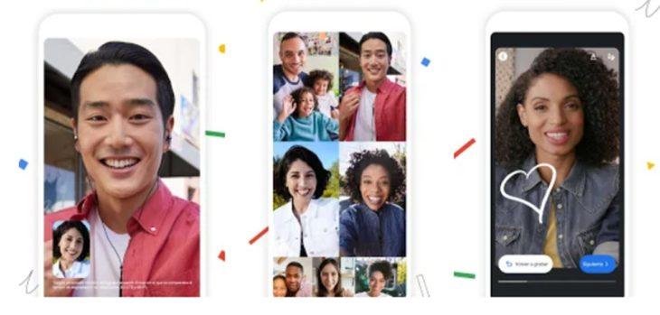 Google Duo para Android ya permite videollamadas de hasta 32 participantes