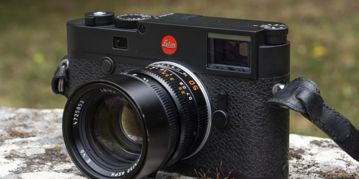 Leica se supera con su cámara M10-R de 41 megapíxeles