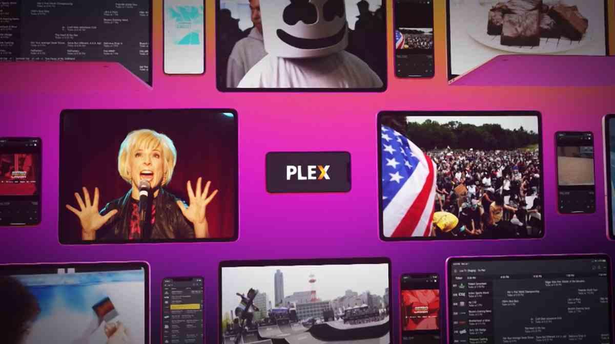 Plex suma ahora más de 80 canales de TV en directo a su oferta de contenidos