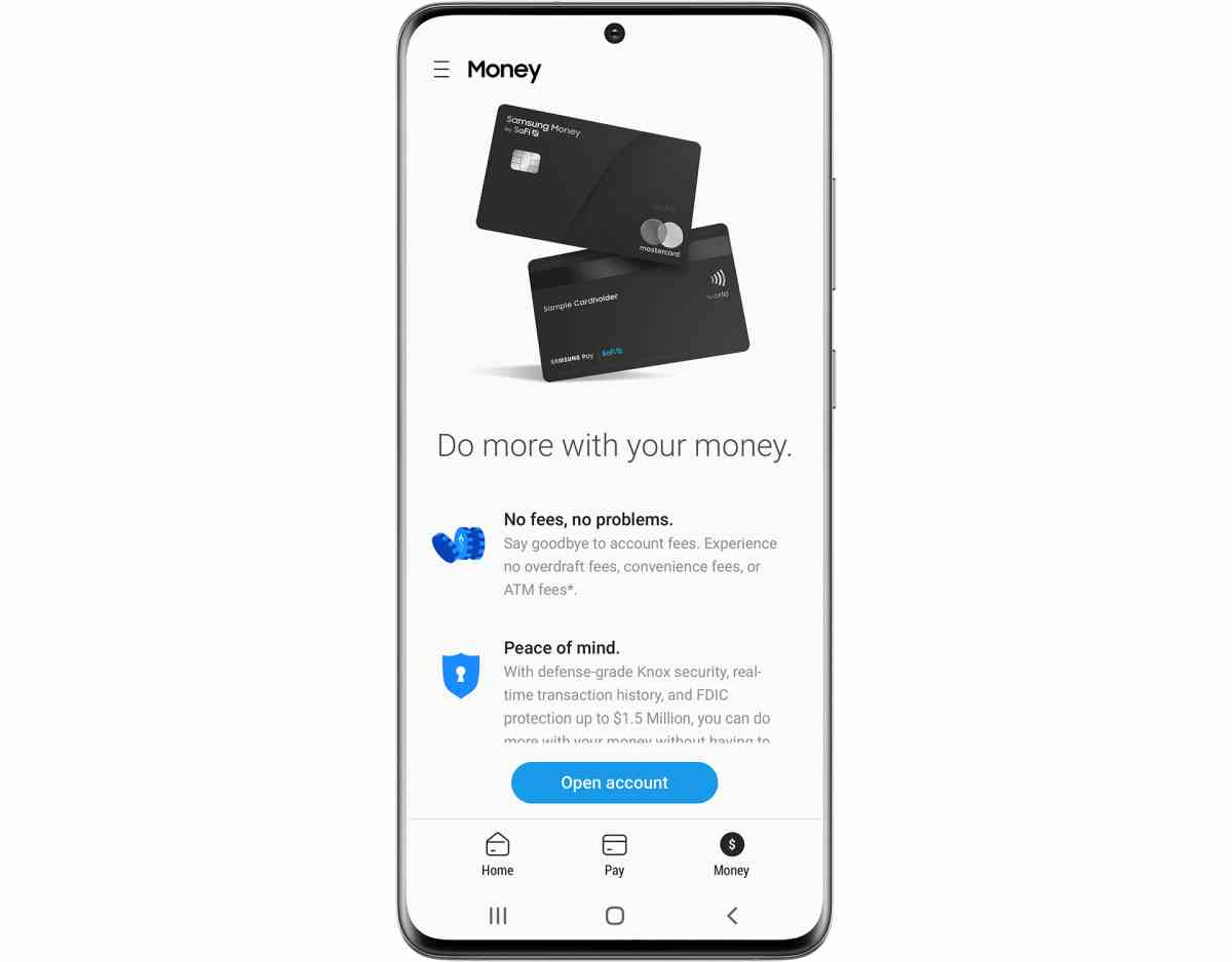 La nueva tarjeta de débito de Samsung comienza a estar disponible en los Estados Unidos
