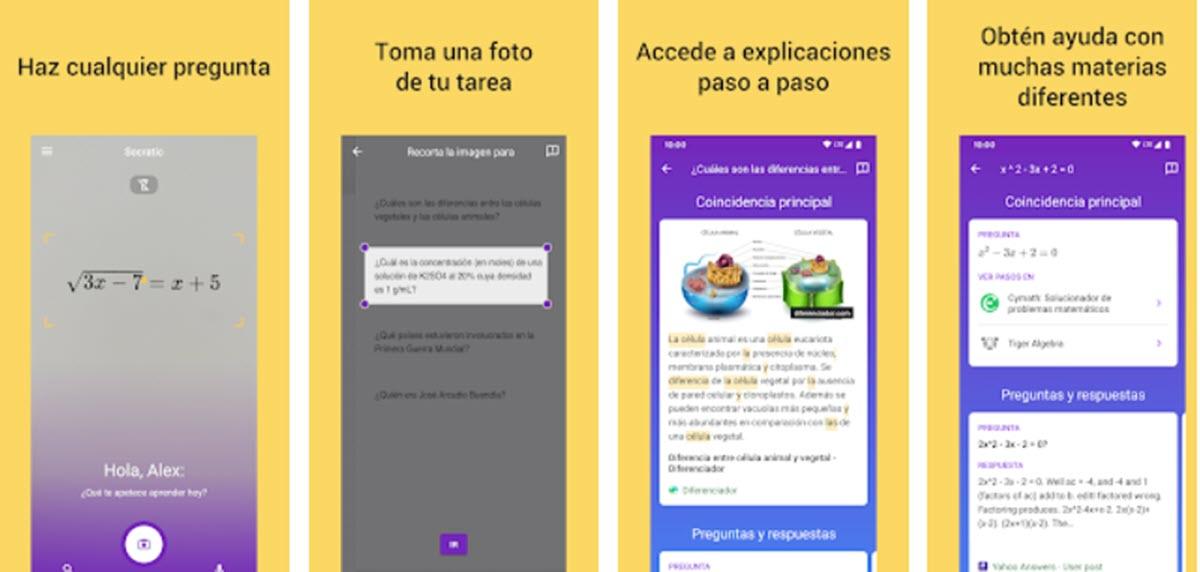 La app de Google para las tareas escolares ya está disponible en español