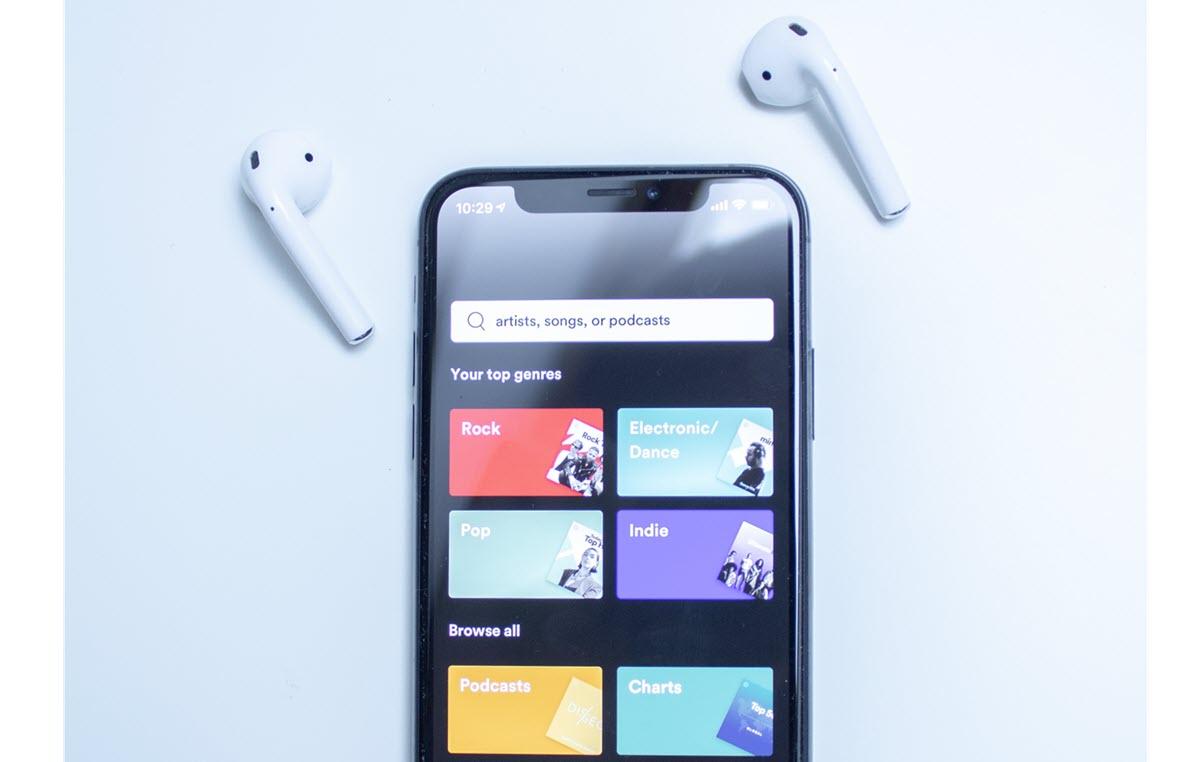 Spotify prueba una nueva función para potenciar los podcasts