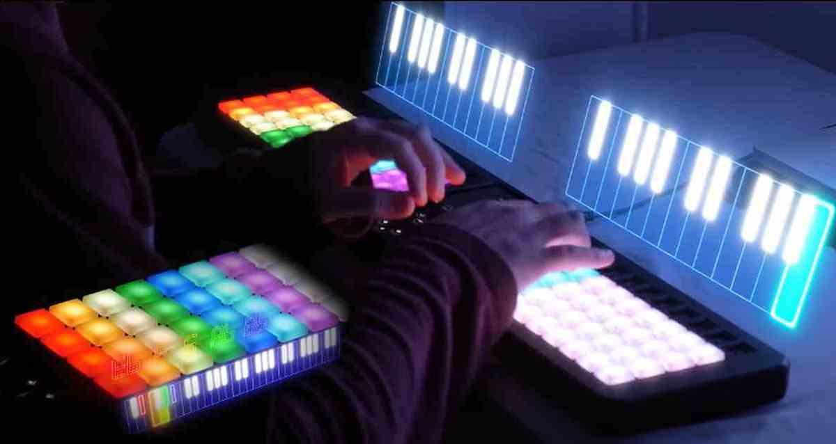 Este controlador MIDI te facilitará componer y aprender teoría musical