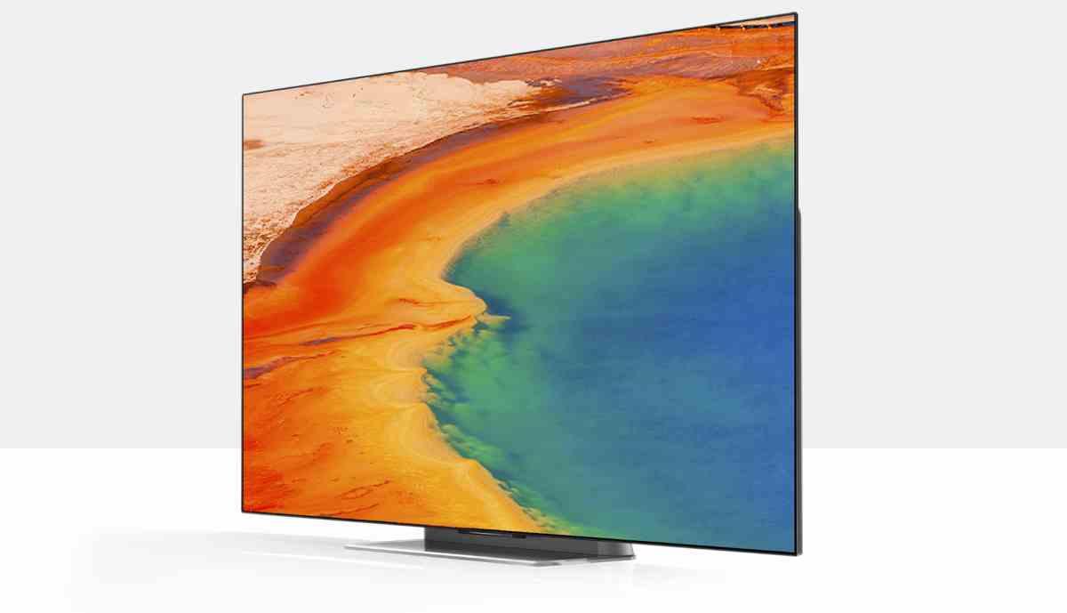 Así es el primer televisor de Xiaomi con panel OLED, con tasa de refresco de hasta 120Hz