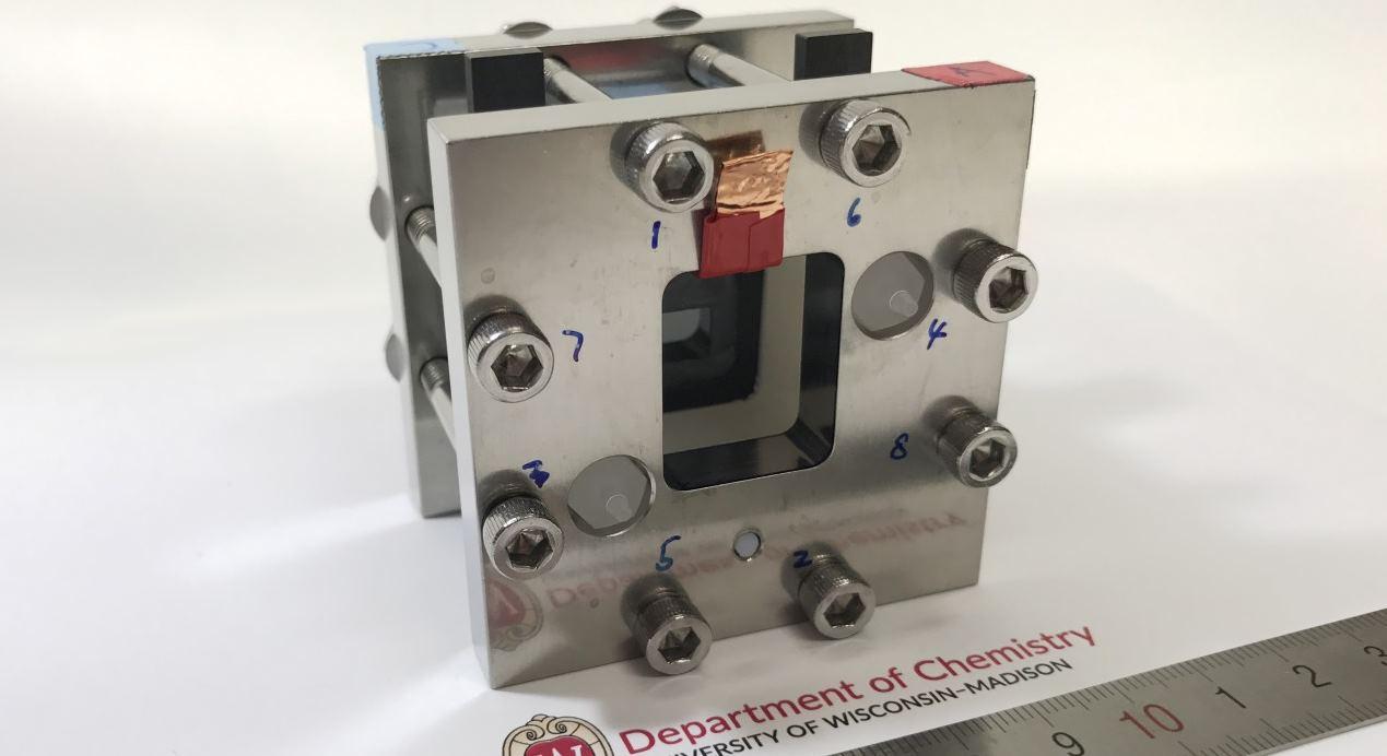 Nueva batería de energía solar que captura y almacena en un solo dispositivo