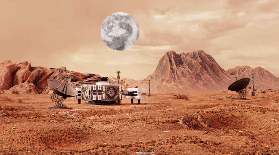 Cómo quiere la NASA proteger a la Luna y a Marte de la contaminación humana