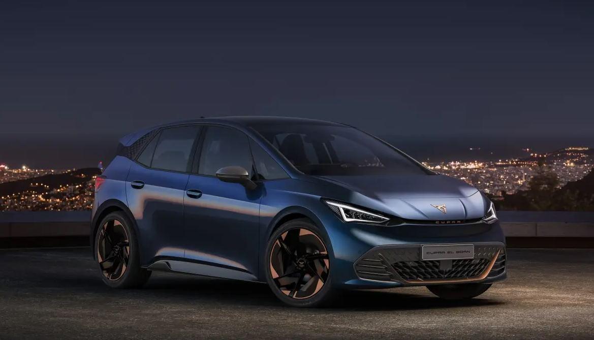 Así es el nuevo coche eléctrico de CUPRA: el Cupra el-Born