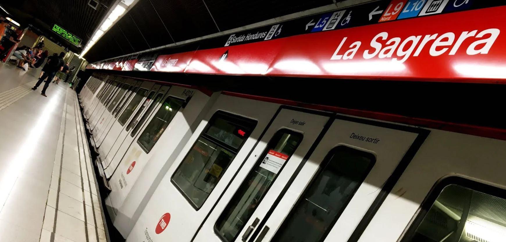 Barcelona recurre a la IA para frenar al COVID-19 en el metro