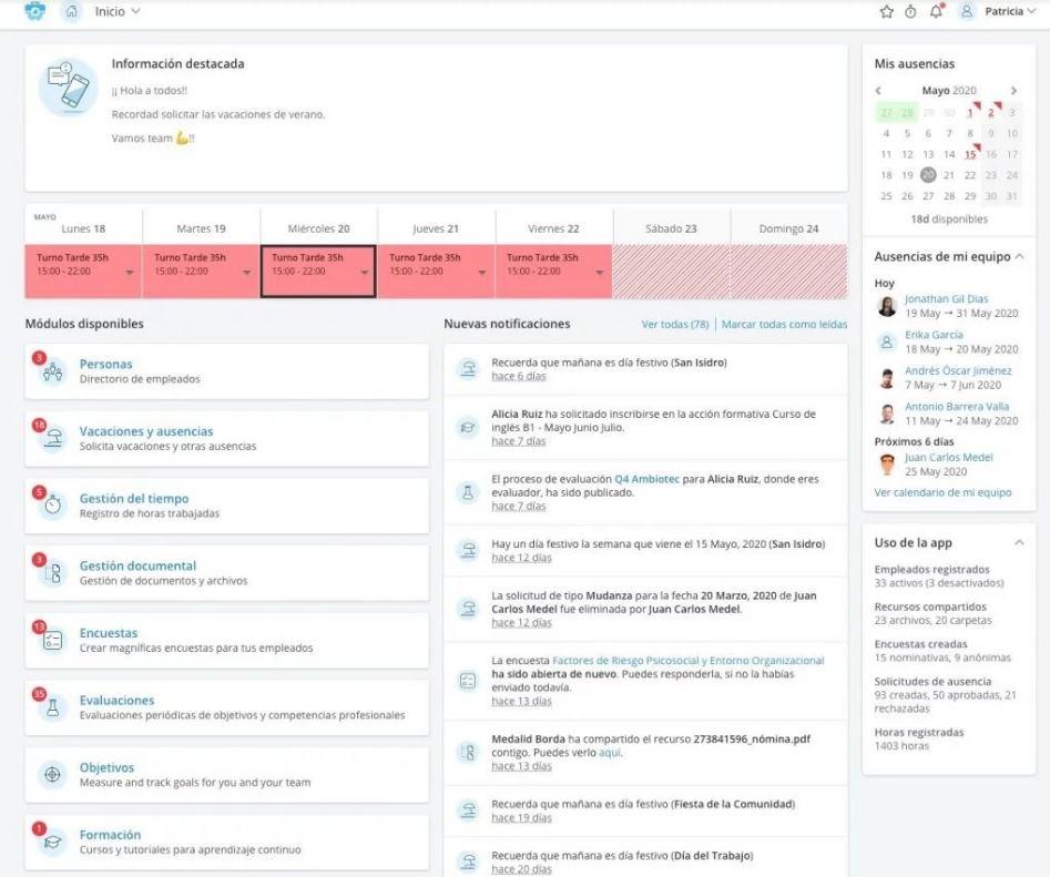 ¿Qué buscar en un buen software de Recursos Humanos para pymes?