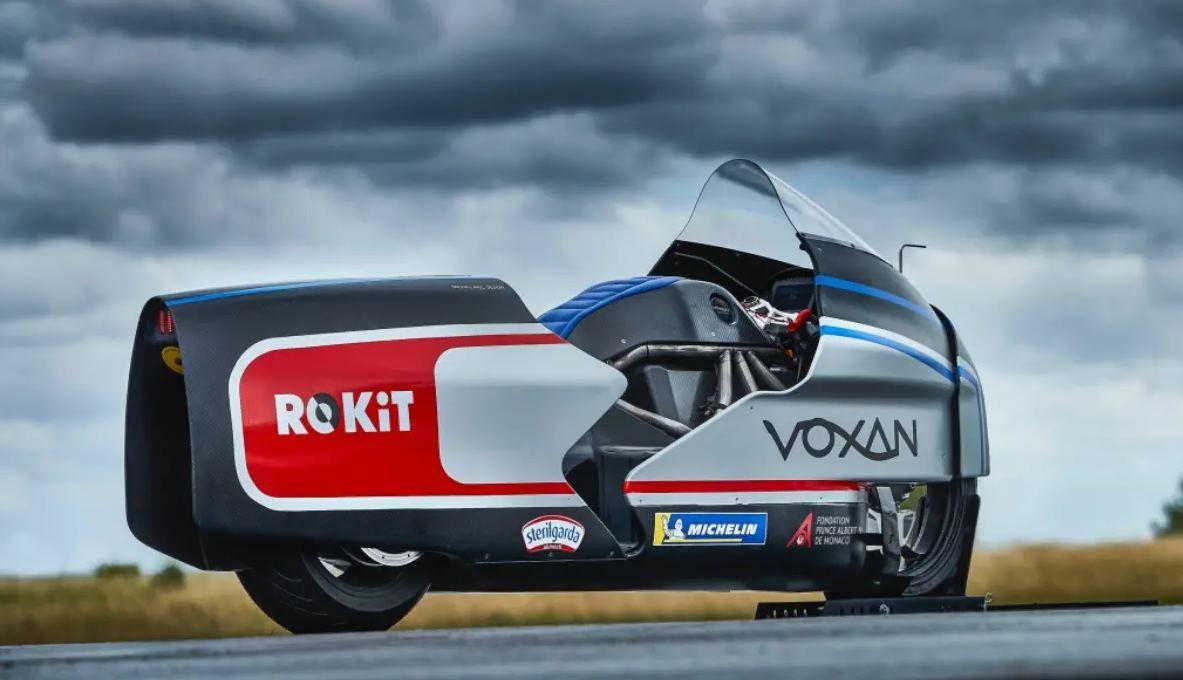 Una moto eléctrica que promete llegar a 330 km/h
