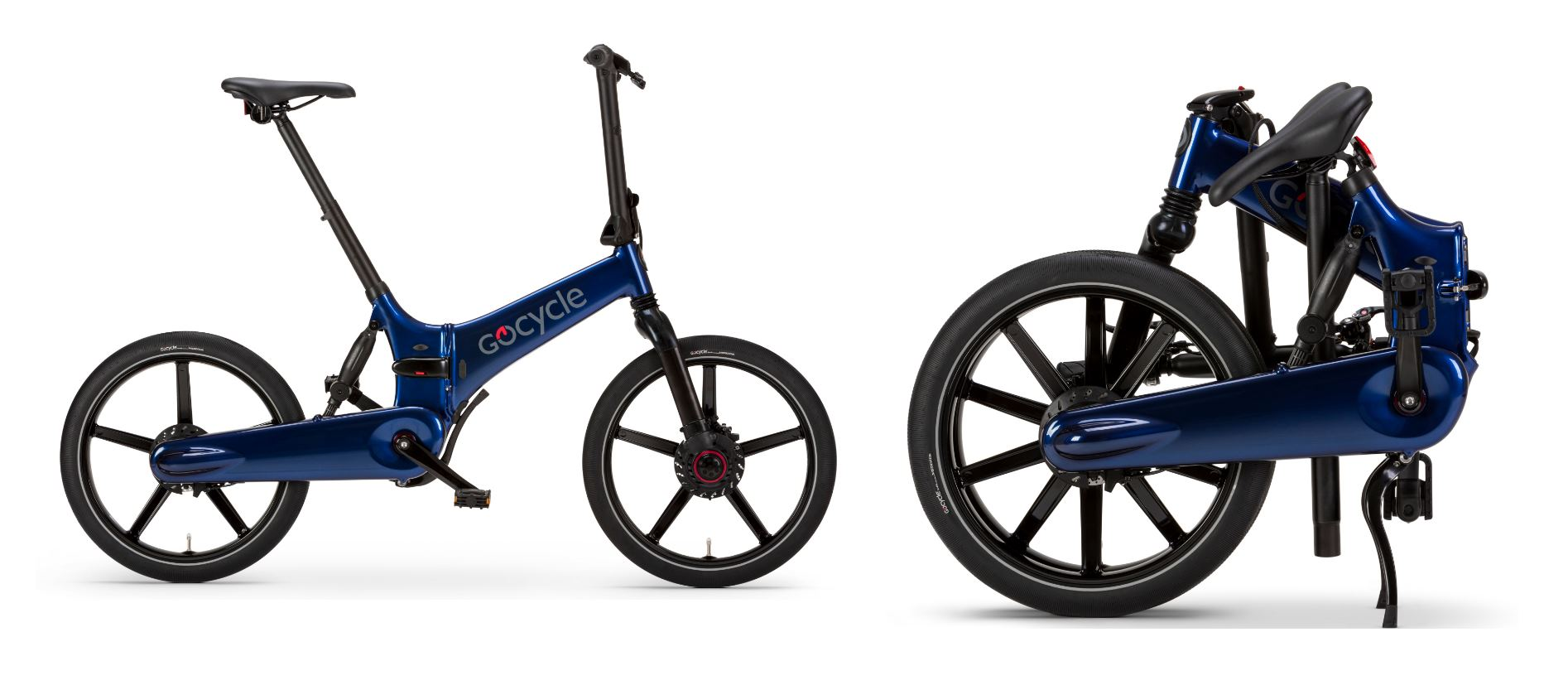 Gocycle presenta la nueva GX 2020 de plegado rápido
