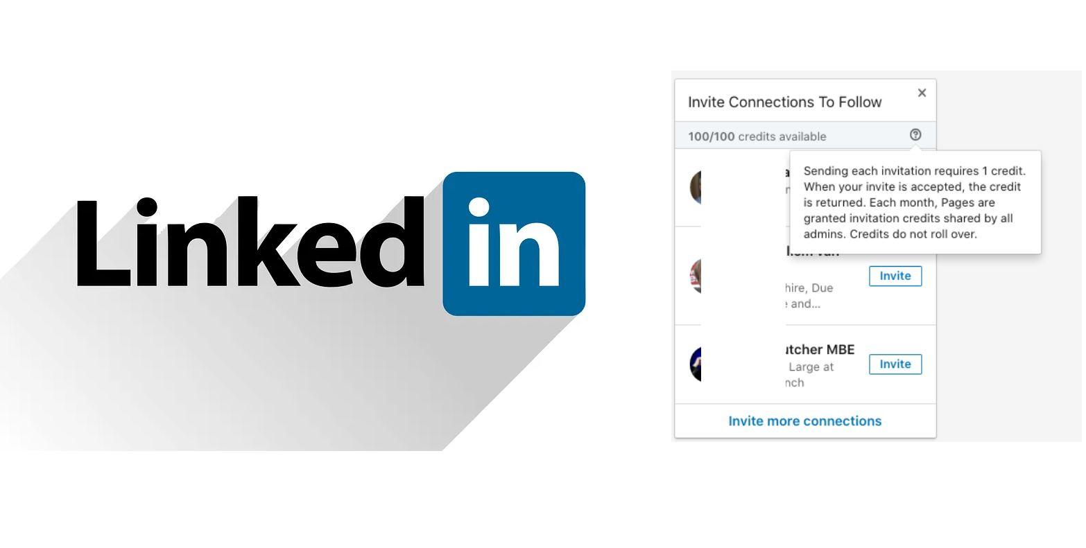 Linkedin, así evita el spam de invitación de seguimiento de página