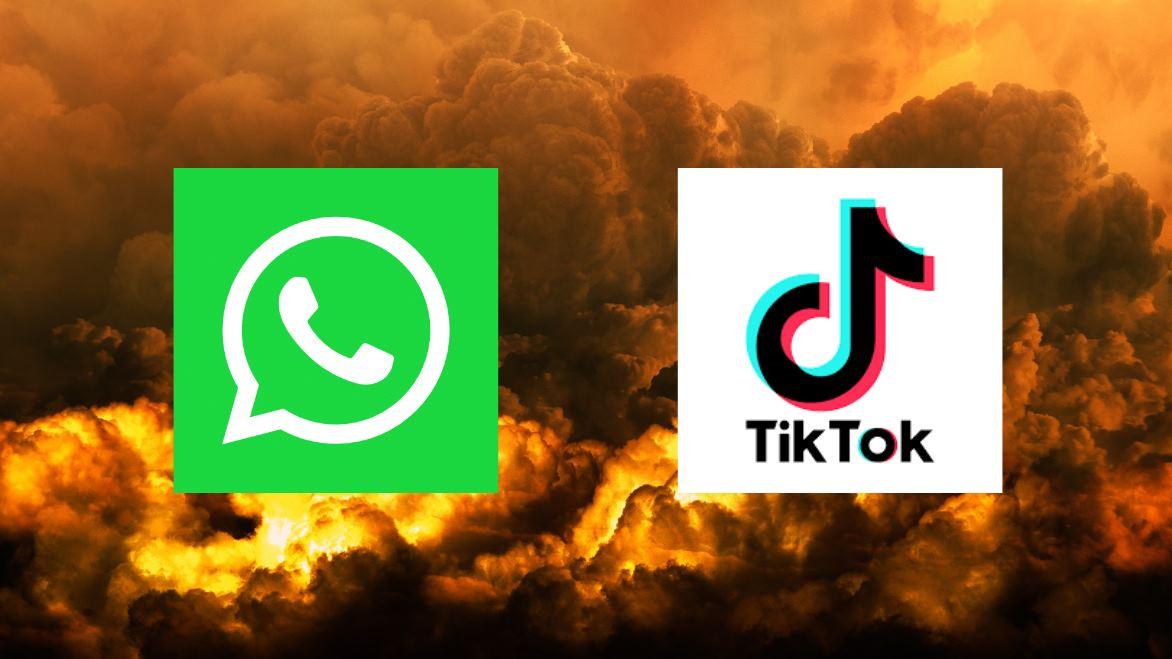 tik tok whatsapp