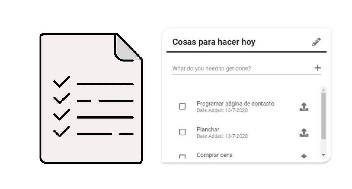 La forma más sencilla de crear una lista de tareas y compartirla