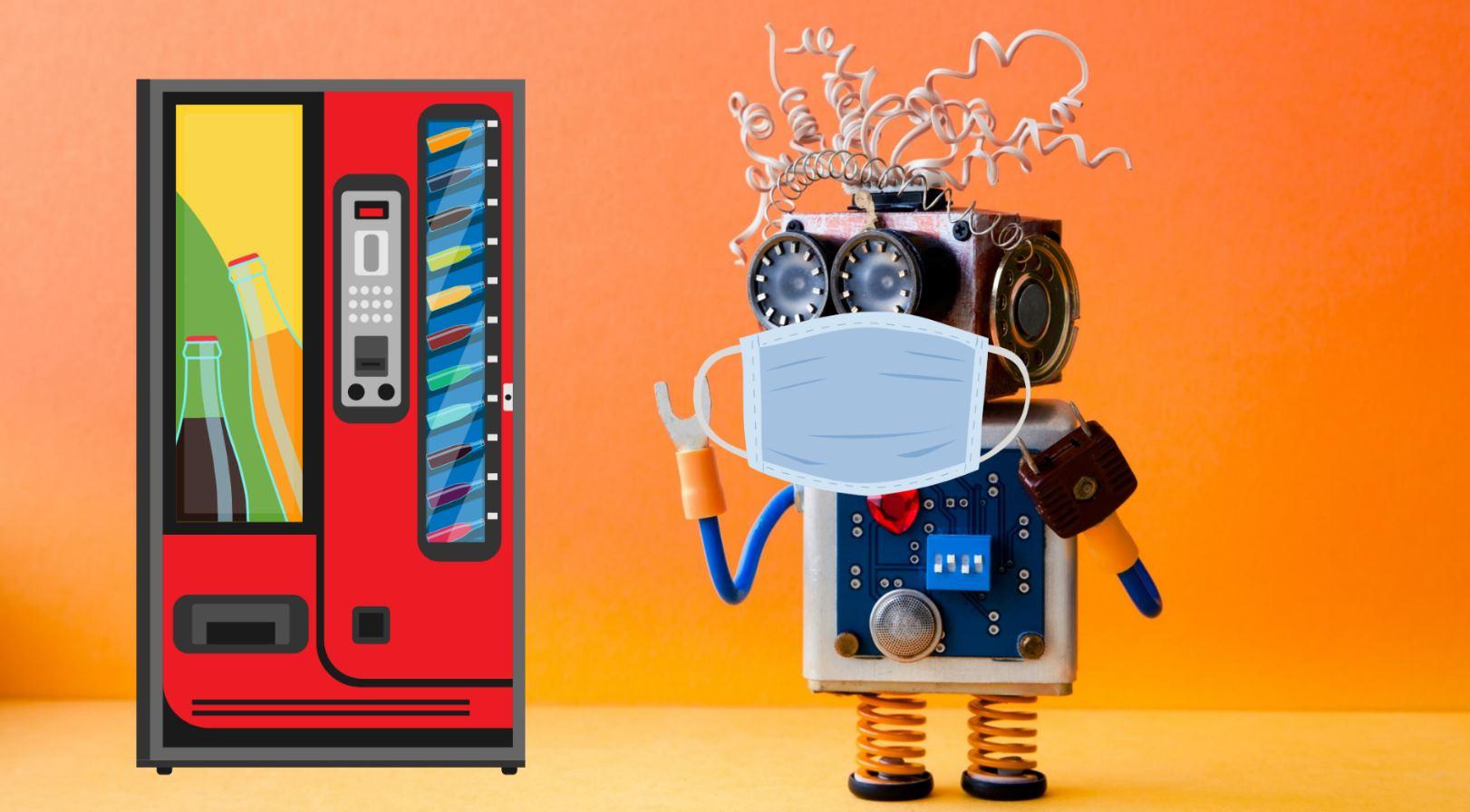 Máquinas expendedoras de mascarillas y otros proyectos en camino