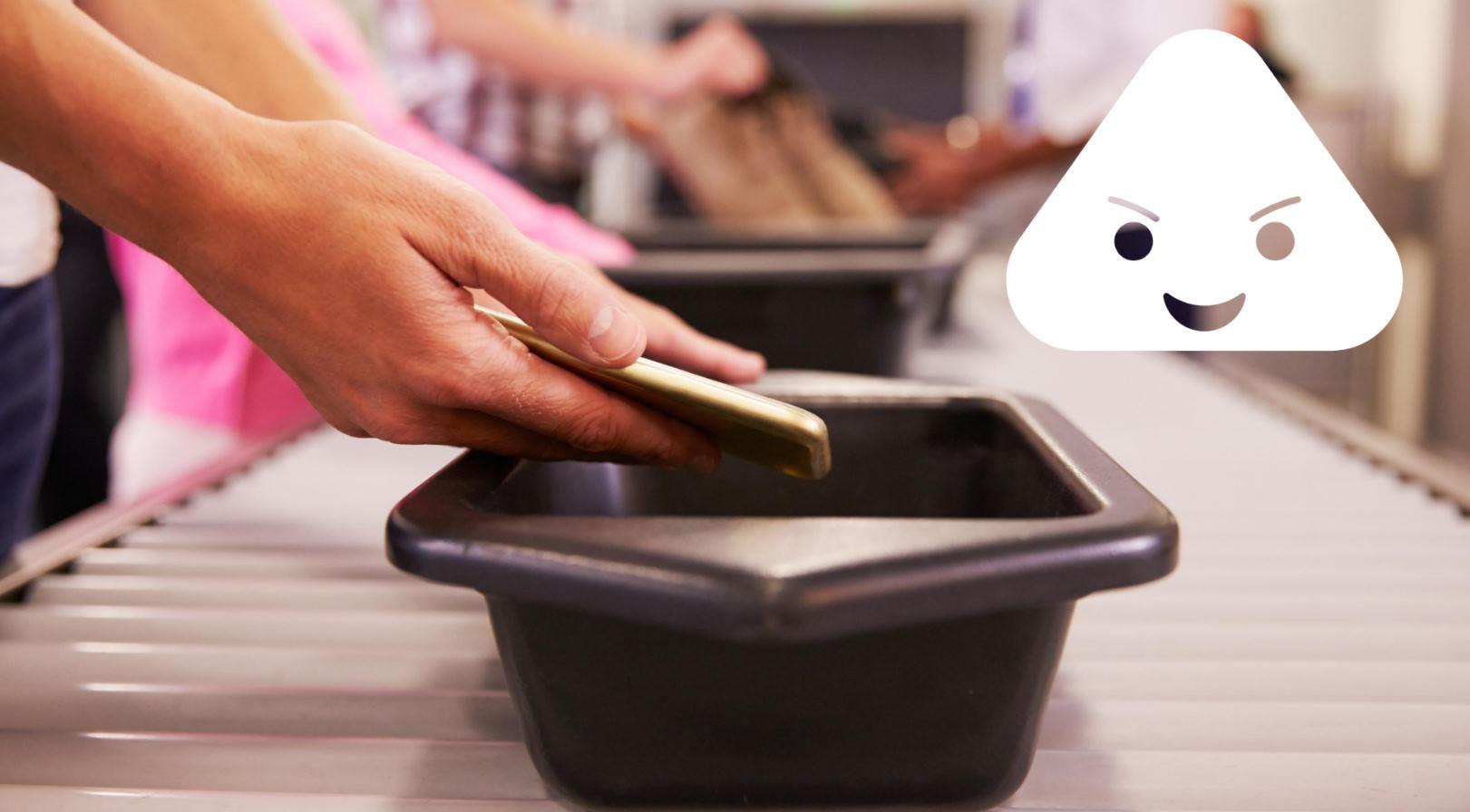Nueva tecnología para no tener que sacar móviles y ordenadores en los aeropuertos